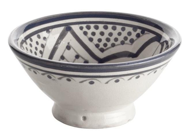 Marokkansk keramik - Tine K Home